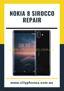 Nokia 8 Sirocco screen Repair