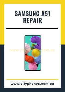Samsung A51 screen repair