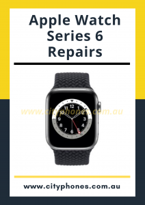 Apple watch 6 repair