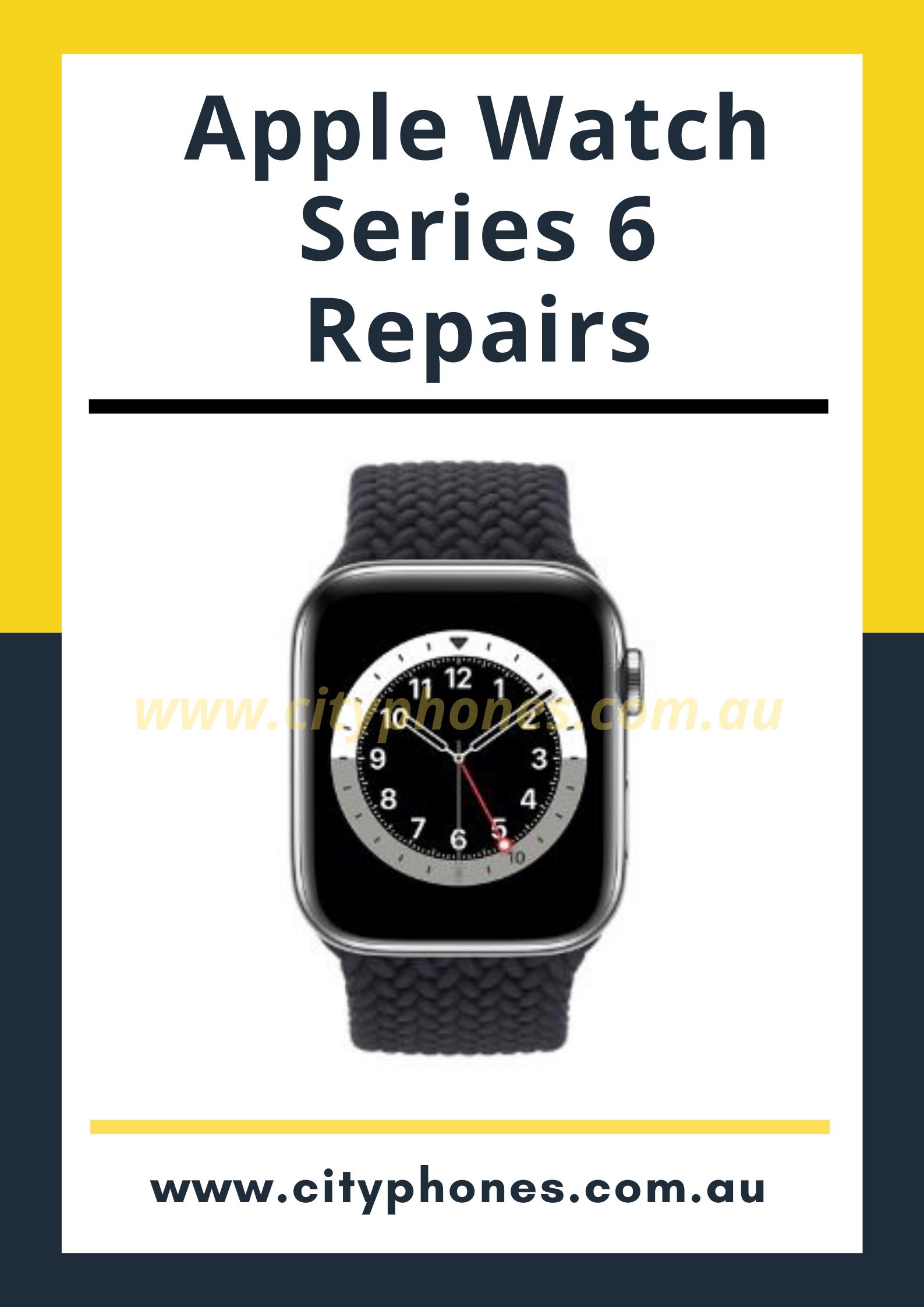 Apple watch 6 repair