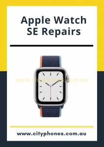 Apple watch se repair