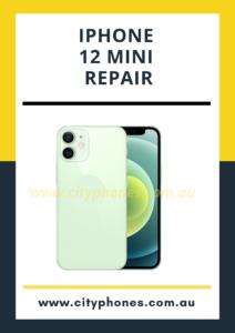 iPhone 12 mini screen repair