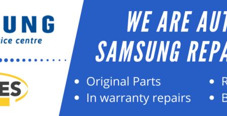 Samsung authorised repair centre